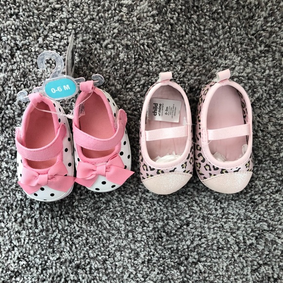 24f3384ae12 Carters baby girl shoes